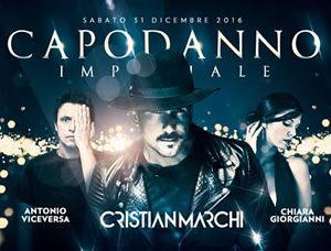 Capodanno Baia Imperiale 2017 con Cristian Marchi