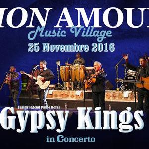 Al Mon Amour la festa continua con i Gipsy King