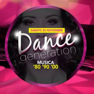 Dance Generation arriva al Palacio Club di Riccione