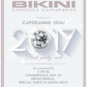Capodanno 2017 Bikini Cattolica