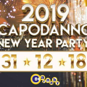 New Year party al Carnaby 2019