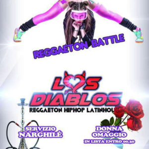 Reggaeton Battle al Papagayo