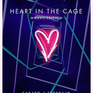 Peter Pan presenta: Heart in the Cage