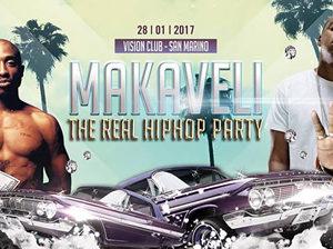 Vision Club presenta 100% Makaveli