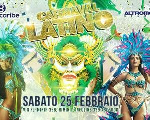 Altromondo e Grancaribe presentano il grande Carnevale Latino