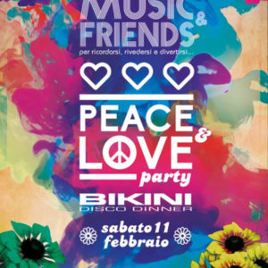 Saturday Friendly Party al Bikini di Cattolica