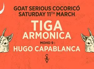 Il Sabato Goat Serious al Cocorico