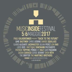 Music Inside Festival 2017: il più grande evento di musica elettronica.