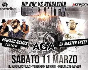 Sei pronto per una nuova Sfida? All'Altromondo torna Hiphop VS Reggaeton