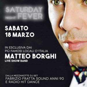 Matteo Borghi in live al Fronte Mare Rimini