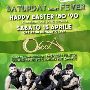 Pasqua Frontemare Rimini con gli OXXXA