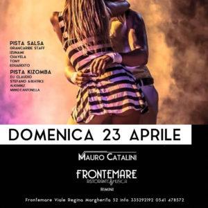 Domenica Grancaribe al Frontemare Rimini