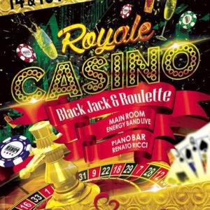 Pasqua Monamour Rimini 2017 con il Casino Royale
