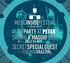 Peter Pan Riccione After Party MIF 2017