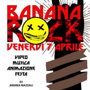 Banana Rock al Peter Pan Riccione