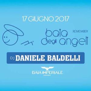Daniele Baldelli si scatena alla Baia Imperiale. Arriva il Remember Baia Degli Angeli 2017