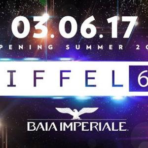 Inizia l'estate! Apre la Baia Imperiale