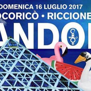 Che Follia! Cocorico Riccione presenta RANDOM.