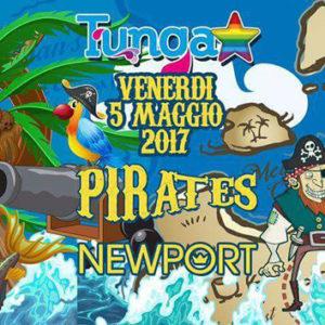 Newport Rimini presenta Party TUNGA