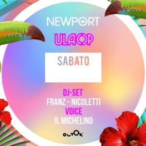 Newport Rimini: il ritmo del sabato è ULAOP!
