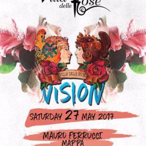 Villa delle Rose presenta il nuovo sabato Vision