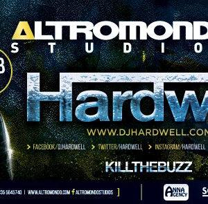 Hardwell riscalda il Ferragosto Altromondo Studios