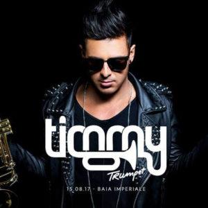 Timmy Trumpet infiamma al ferragosto Baia Imperiale
