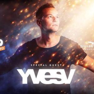 La super star del EDM Yves V suona alla Baia Imperiale