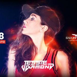 Jessie Diamond chiude il Baia Pop 2017