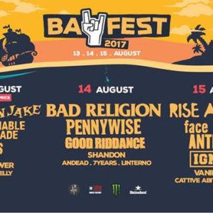Arriva il festival del Rock. Beky Bay presenta Bayfest 2017