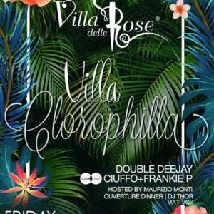 La Villa delle Rose diventa una giungla. Arriva Villa Colorophilla
