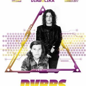 Il duo DVBBS protagonisti del DIABOLIKA Cocorico