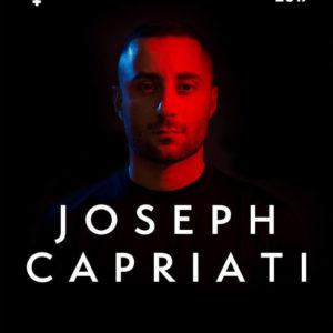 La super star Joseph Capriati ti aspetta al nuovo sabato del Cocorico