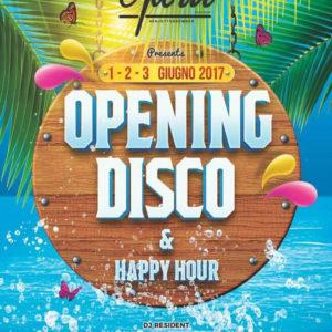 Tutte le sere si balla sotto le stelle all'Opera Beach Club Riccione