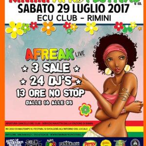 Rimini Afro Festival 2017