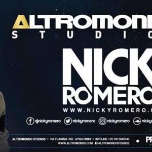 Ad Agosto si balla all'Altromondo Studios con Nicky Romero
