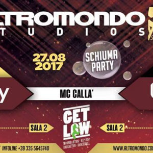 Rudeejay e Luca Belloni animano il mercoledì Altromondo Studios