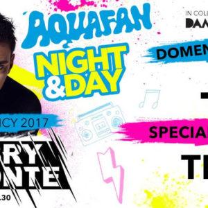 Gabry Ponte and friends all'Aquafan Night & Day