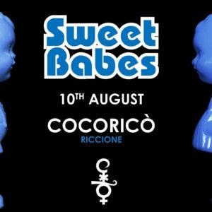 Arriva l'invasione delle Sweet Babes al Cocorico Riccione