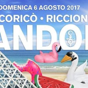 Cocorico Riccione presenta Random, una festa a caso.