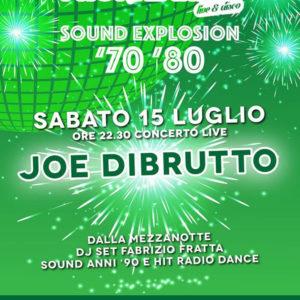 Balla le Hit degli anni 90 con i Joe di Brutto al Frontemare Rimini