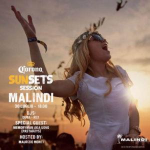 Sei pronto per il Corona Sunset del Malindi Cattolica?