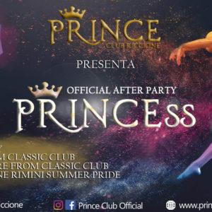 Un po' di Summer Pride è in arrivo al Prince Riccione