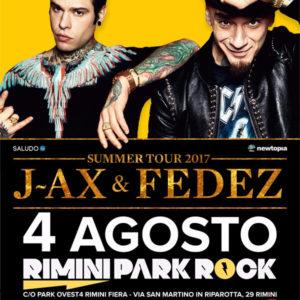 J-AX e FEDEZ in concerto a Rimini Fiera