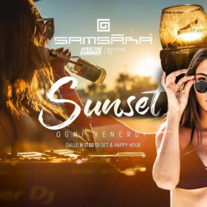 Sunset Samsara Riccione