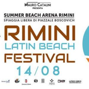 Rimini Latin Beach Festival 2017