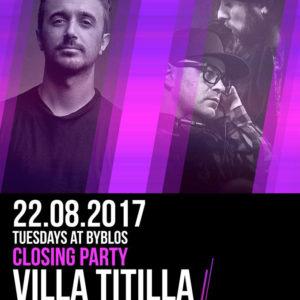 Sei ossessionato dalla Techno? Arriva Villa Titilla con Leon
