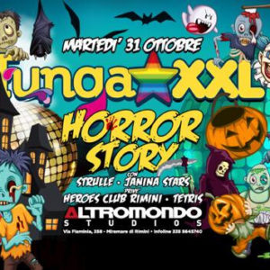Altromondo Halloween con il Tunga XXL