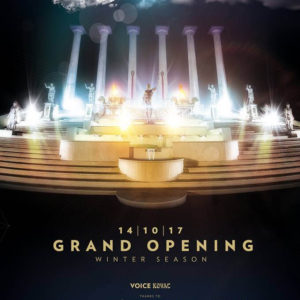 Baia Imperiale Big opening