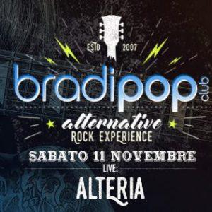 Alteria sale sul palco del Bradipop Rimini